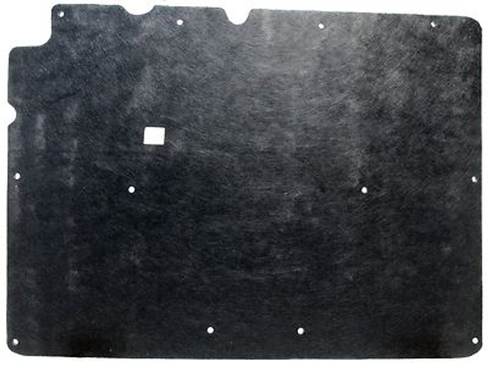 1979-1985 CADILLAC  ELDORADO  HOOD  INSULATION KIT INCLUDES CLIPS