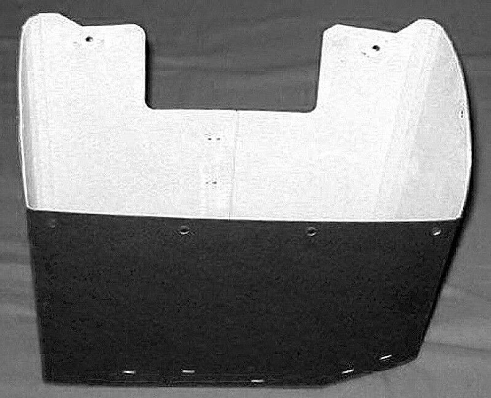 1950-1953 CADILLAC TAN FELT GLOVE BOX LINER