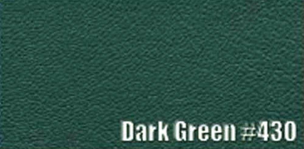 1966 DART GT 2DR HARDTOP SUN VISORS, COLOGNE PATTERN, DARK GREEN COLOR