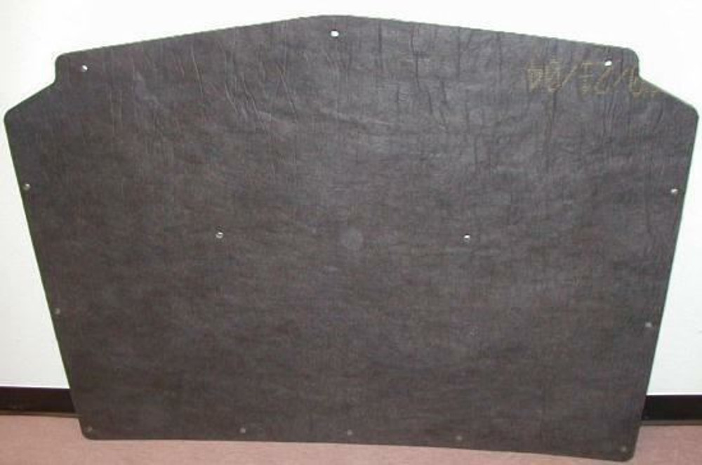 1969 - 1970 CADILLAC  HOOD INSULATION KIT INCLUDES CLIPS
