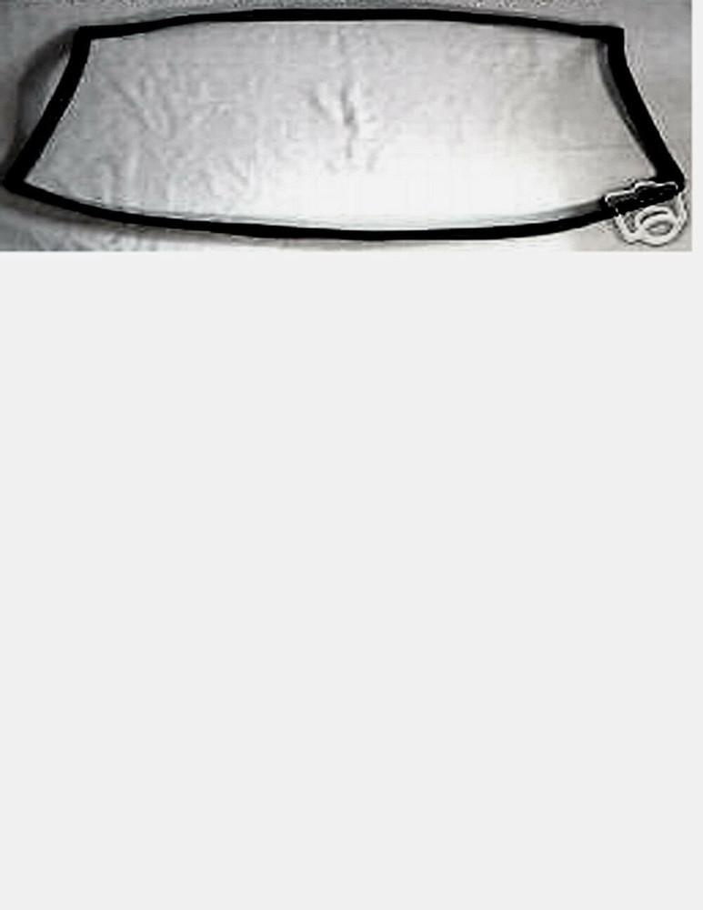 1963-1965 FORD FALCON, MERCURY COMET HARDTOP REAR GLASS WEATHERSTRIP