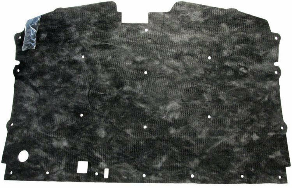 1988-98 CHEVY C1500, K1500 TRUCK SUBURBAN & TAHOE HOOD INSULATION INCLUDES CLIPS