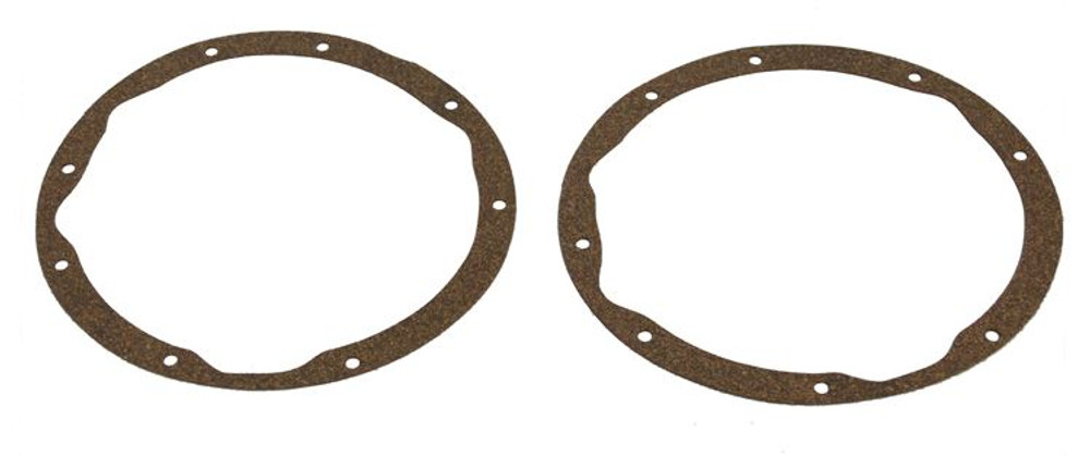 41-57 International Harvester pickup truck cork headlamp mount pad pair USA made