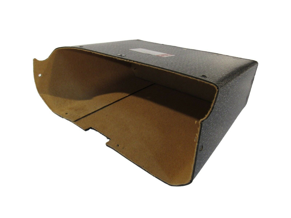 1942-1947 CADILLAC TAN FELT GLOVE BOX LINER