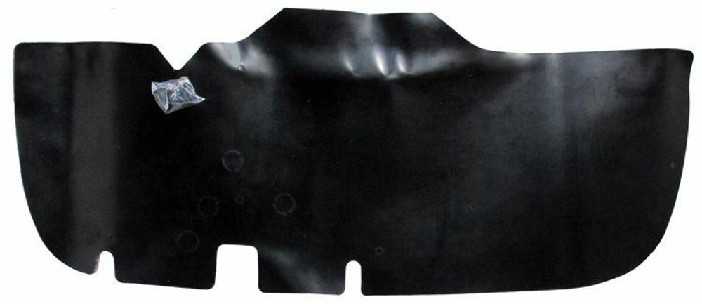 1954-1955 CHEVY 1st SERIES TRUCK FIREWALL PAD W/CLIPS