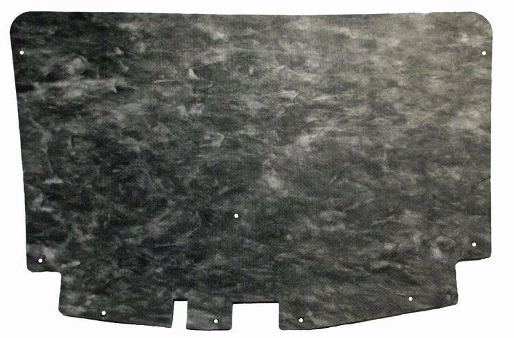 1971-1973 BUICK CENTURIAN, ELECTRA  & LESABRE HOOD INSULATION KIT INCLUDES CLIPS