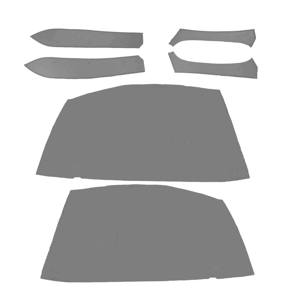 1950-1961 INTERNATIONAL /DIAMOND T & HENDRICKSON w/SLEEPER CAB HEADLINER KIT,6PC