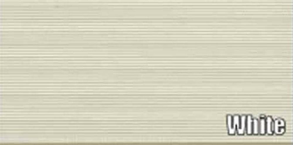 1963 BELVEDERE HDTP & 2 DR SEDAN 5 BOW HEADLINER, NON-PERFORATED WHITE COLOR