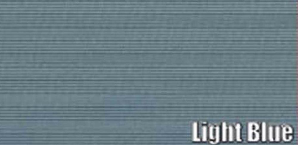 1963 BELVEDERE HDTP & 2DR SEDAN 5 BOW HEADLINER, NON-PERFORATED LIGHT BLUE COLOR