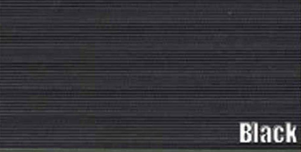 1963 BELVEDERE HDTP & 2DR SEDAN 5BOW HEADLINER, NON-PERFORATED BLACK COLOR