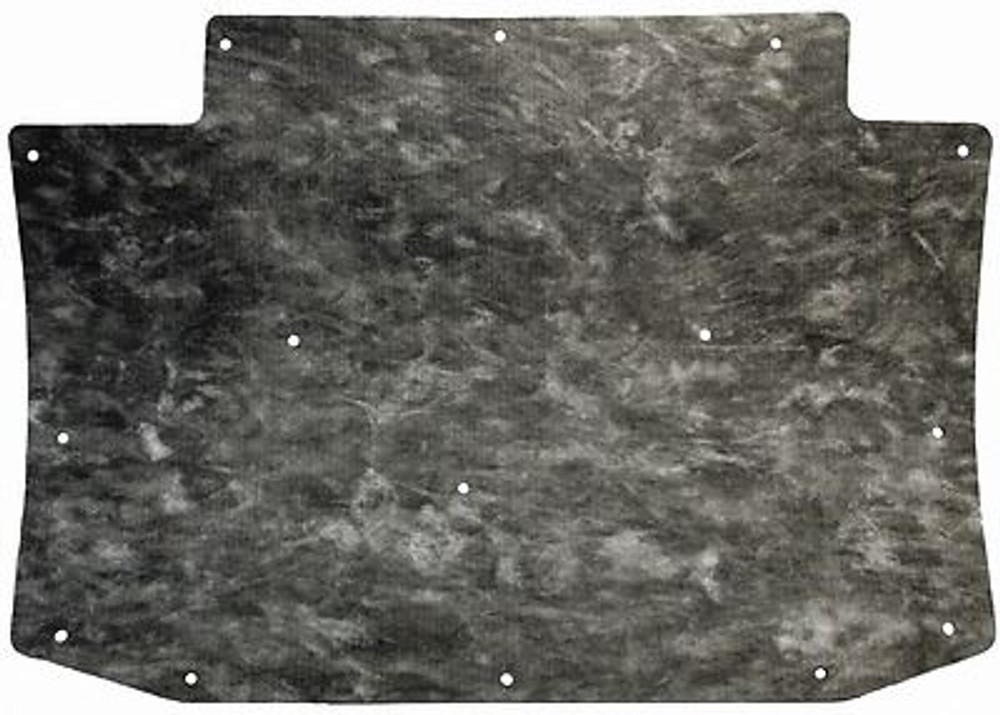 1973-1978 CADILLAC ELDORADO  HOOD INSULATION KIT INCLUDES CLIPS