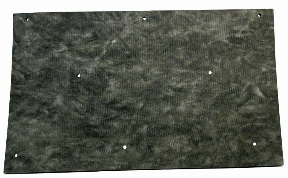 1963 PONTIAC CATALINA HOOD INSULATION KIT INCLUDES CLIPS