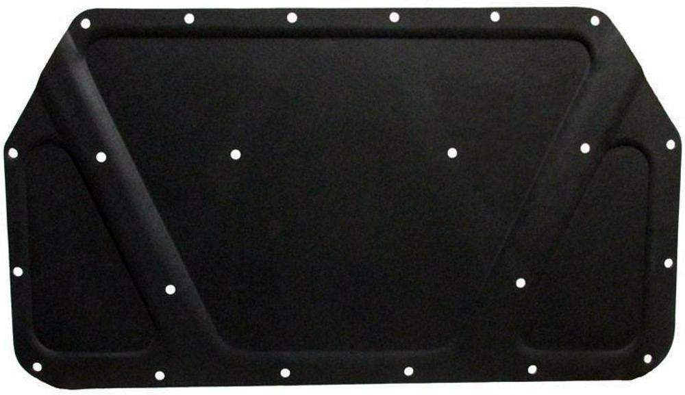 1966-1967 MOPAR B BODY MOLDED HOOD INSULATION KIT, WITH CLIPS