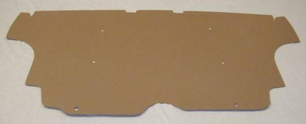 1946 - 1948 PLYMOUTH  2 and 4 DOOR SEDAN REAR  SEAT/TRUNK DIVIDER BOARD