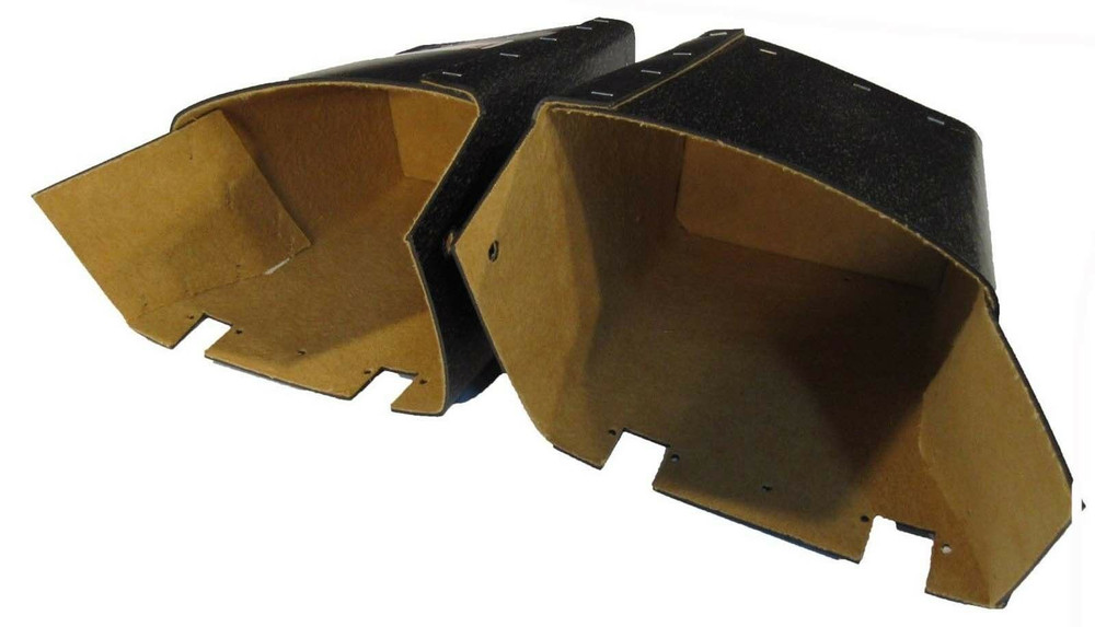 1937 PACKARD SENIOR GLOVE BOX pair left and right