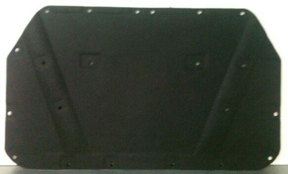 1970 MOPAR 'B' BODY MOLDED HOOD INSULATION KIT, WITH CLIPS