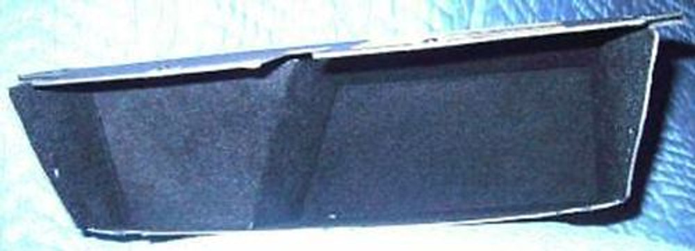 1966 1967 66 67 CHEVELLE MALIBU GLOVEBOX LINER with A/C