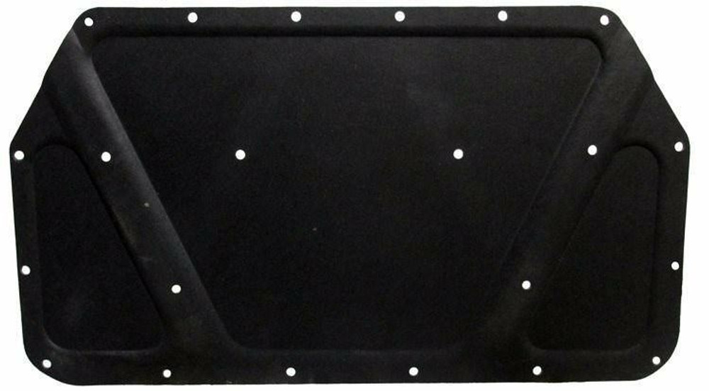 1968 MOPAR 'B' BODY MOLDED HOOD INSULATION PAD KIT, WITH MOUNTING CLIPS