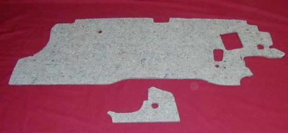 1955 - 1956 PACKARD  FIREWALL INSULATION PAD
