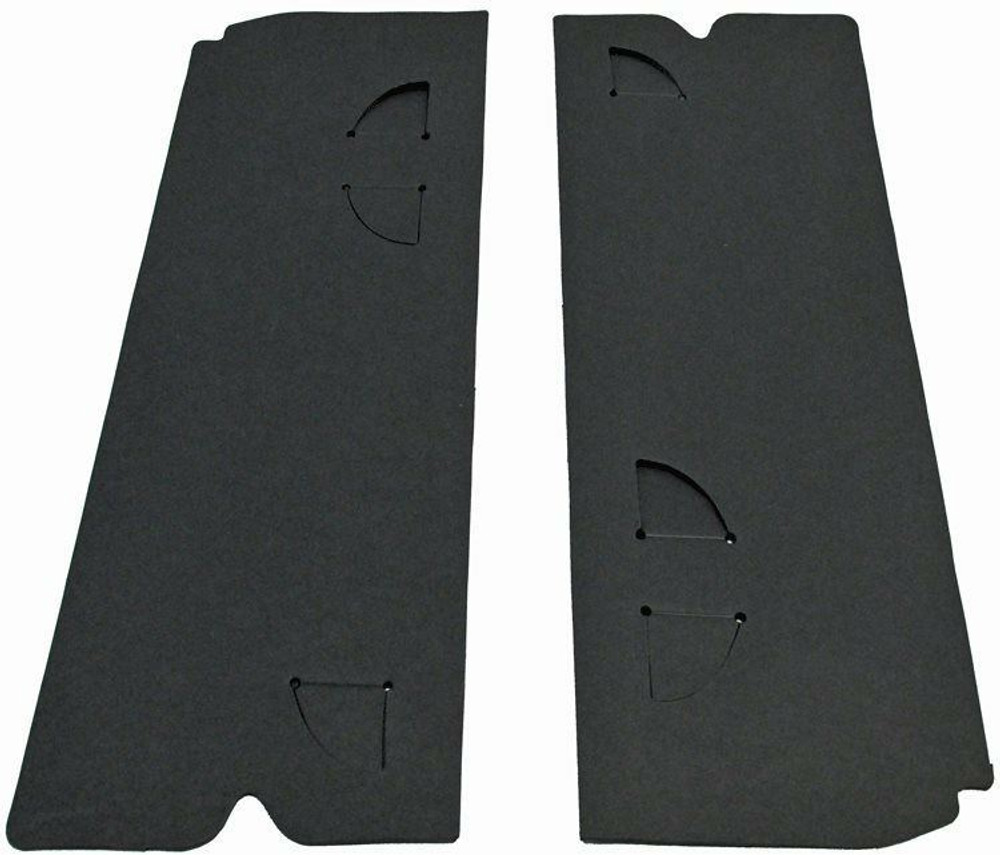 1969 -1970 MERCURY COUGAR TRUNK BOARD KIT, PAIR