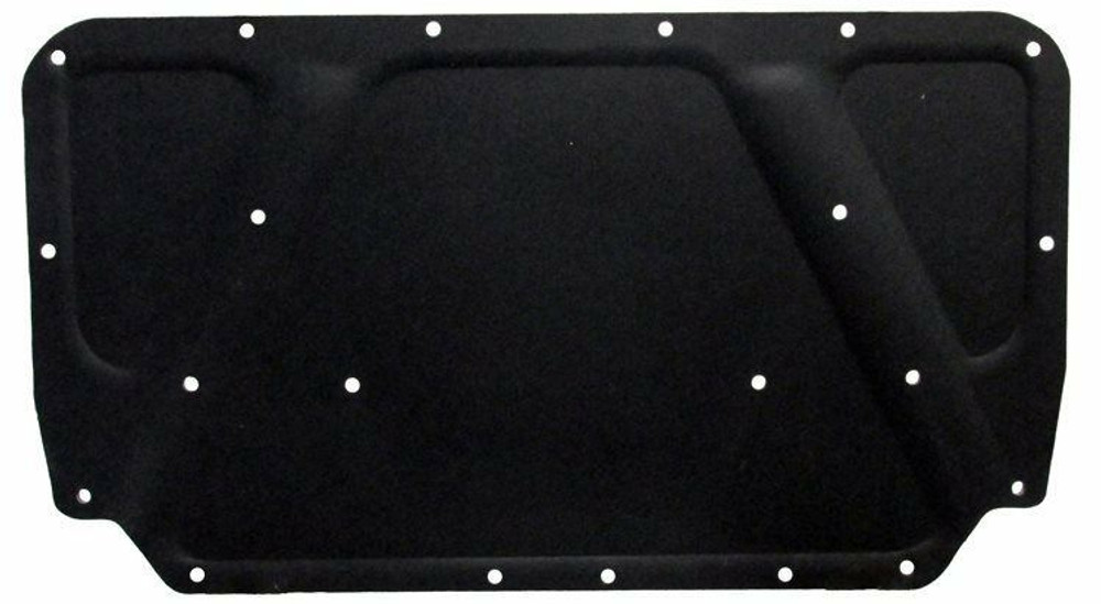1969 MOPAR 'B' BODY MOLDED HOOD INSULATION KIT, WITH CLIPS