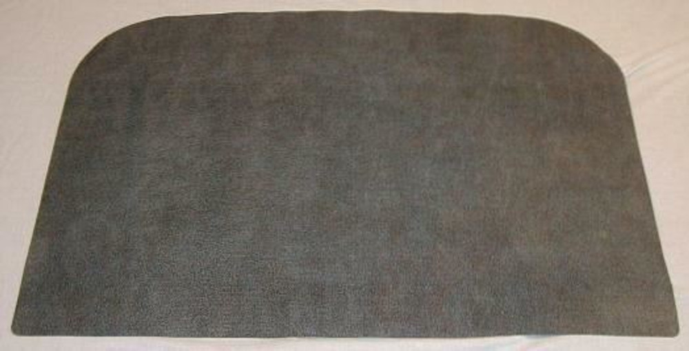 1975-1980  AMC PACER HATCHBACK COUPE FELT HERRINGBONE REAR CARGO MAT