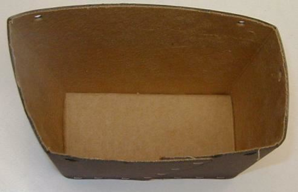 1936 LASALLE SERIES 50  GLOVE BOX, TAN FELT