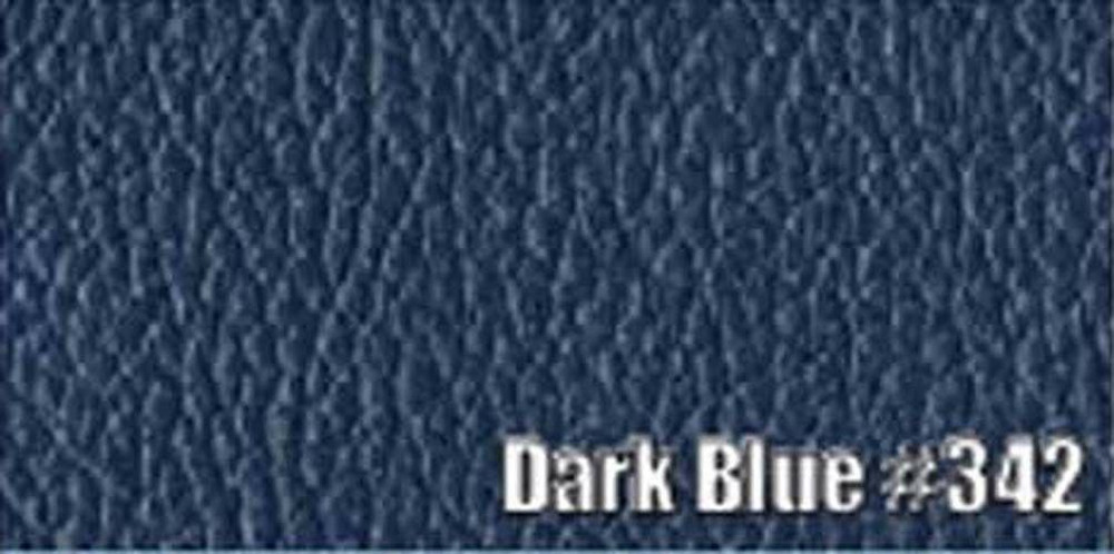 1972-73 PLYMOUTH 'CUDA SUN VISORS, COACHMAN PATTERN, DARK BLUE COLOR, PAIR-L/R