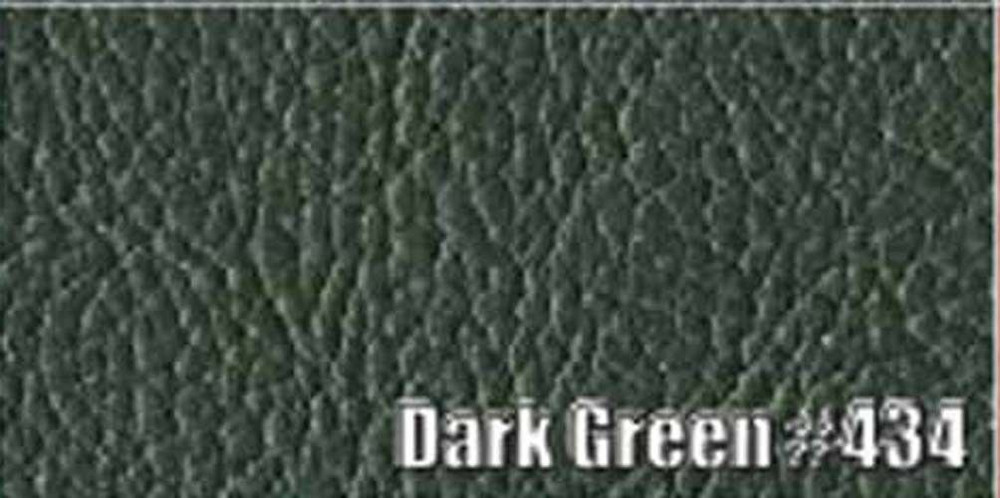 1972-73 PLYMOUTH 'CUDA SUN VISORS, COACHMAN PATTERN, DARK GREEN COLOR, PAIR-L/R