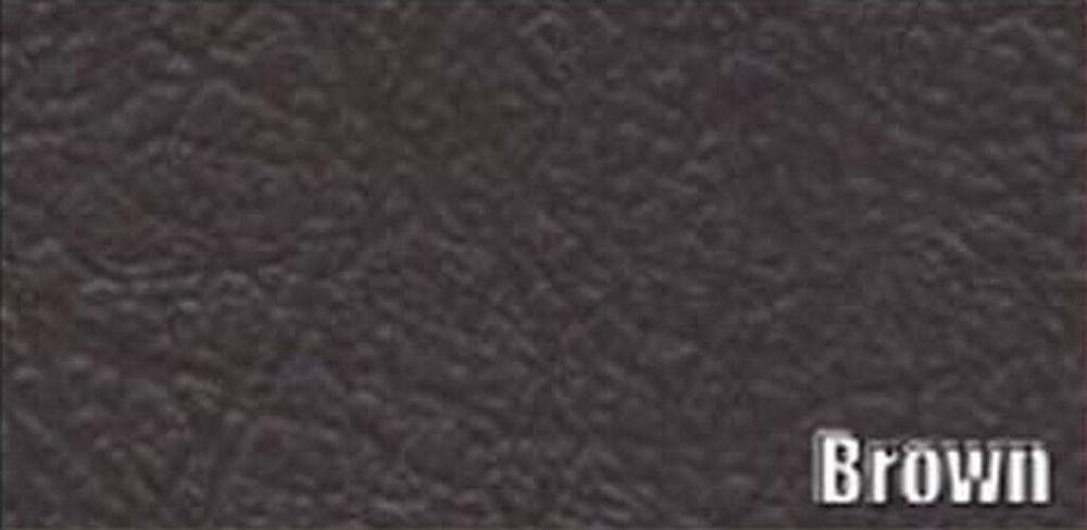 1956 CADILLAC SERIES 62--4 DOOR SEDAN TRUNK SIDE PANEL KIT, BROWN, 4 PIECES