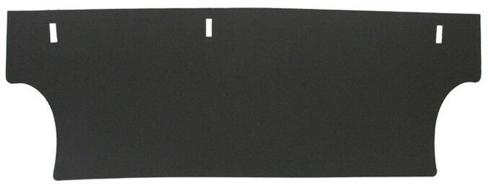 1964-1967 CHEVELLE & CUTLASS  REAR SEAT TRUNK DIVIDER BOARD