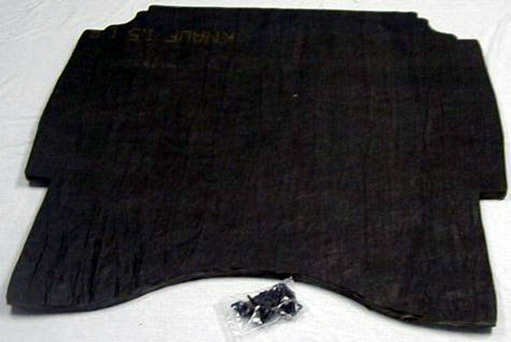 1970 - 1972 AMC HORNET HOOD INSULATION PAD with CLIPS