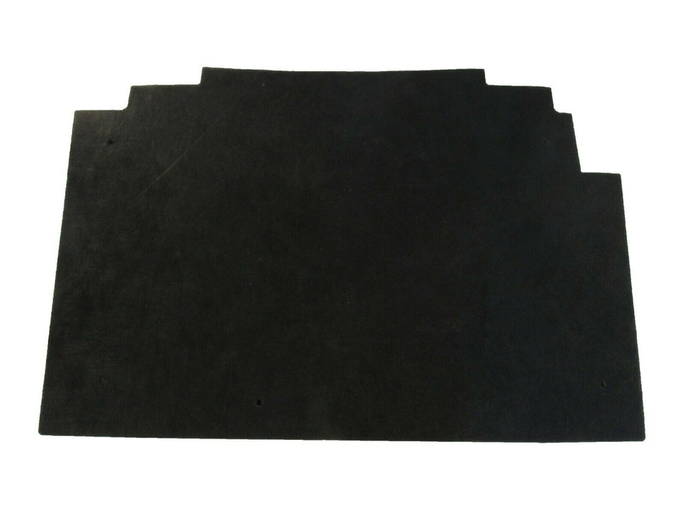 1976 - 1979 CORVETTE HOOD INSULATION PAD FOR USE WITHOUT FRONT AIR INTAKE