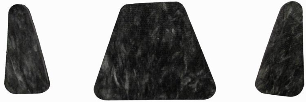 1963 - 1965  BUICK RIVIERA HOOD INSULATION KIT INCLUDES CLIPS