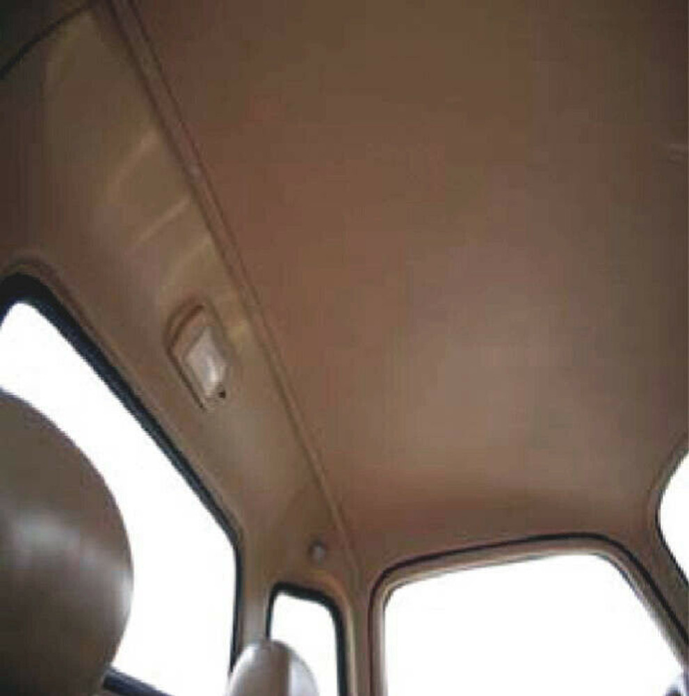 1939-1941 GM TRUCK HEADLINER, 3 DIFFERENT GM COLORS AVAILABLE