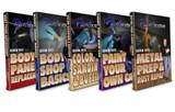 PAINTUCATION INSTRUCTIONAL FIVE DVD SET KEVIN TETZ NEW!