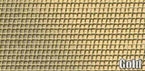 1969-1970 MERCURY COUGAR MESH PACKAGE TRAY GOLD COLOR, NO VINYL