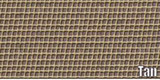 1962 PONTIAC GRAN PRIX MESH PACKAGE TRAY, with 2 SPEAKERS, TAN COLOR