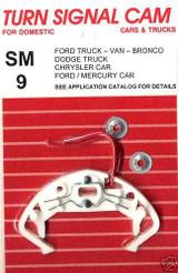61 – 77 Ford F-Series,  75 76 77 Econoline Van turn signal switch cam  new