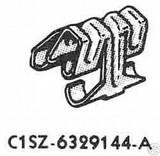 1961 4 DOOR GALAXIE, FAIRLANE & COUNTRY SQUIRE UPPER BODY CLIP
