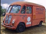 1955-1965 International Harvester Metro rear door glass seal 12 x 16 glass
