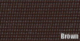 1969-1970 CHEVY IMPALA/CAPRICE 4DR HARDTOP MESH PACKAGE TRAY, BROWN