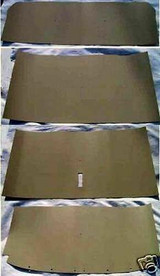 1969-1975 International Harvester Travelall headliner 4 pieces 7 colors