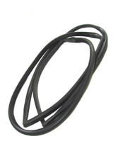 1963-64 GM 4 DOOR WINDSHIELD SEAL, ACCEPTS TRIM-THAT INSERTS TO BODY CLIPS