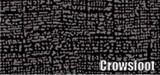 1953-54 PLYMOUTH SEDAN RUBBER TRUNK MAT, CROWSFOOT PATTERN