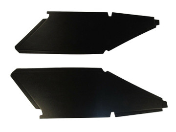 1969-1970 MERCURY COUGAR SAIL PANEL BOARDS,19 COLORS