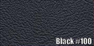 1963-1965  DART GT CONVERTIBLE SUN VISORS, BISON PATTERN, BLACK COLOR