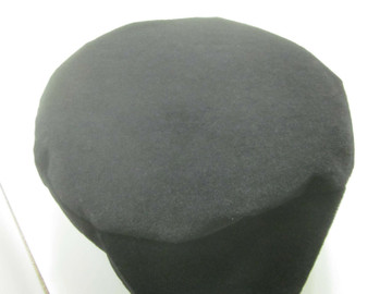 CADILLAC LOOSE FIT TIRE COVER BLACK CARPET 24 INCHES WIDE