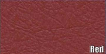 1961-1962 CHEVY IMPALA w/o A/C KICK PANELS, RED, PAIR