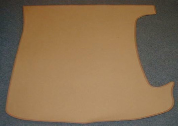 1940 -1941 PLYMOUTH SEDAN TRUNK MAT, BROWN TWEED